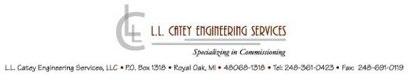 L.L. Catey Engineering Services Logo
